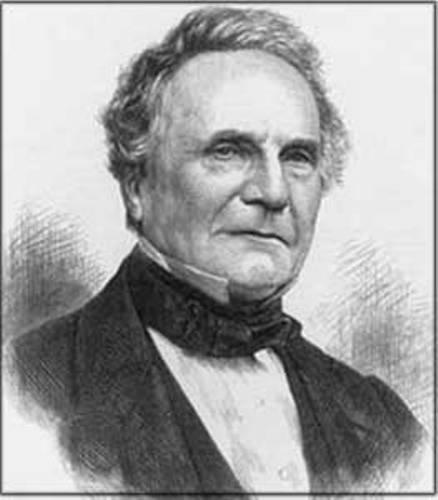 Charles Babbage Image