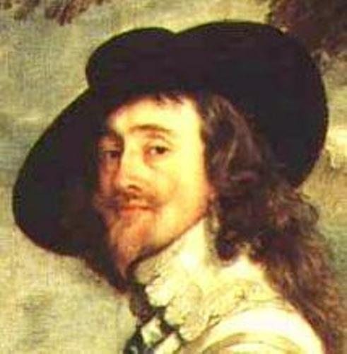 Charles I of England Pic