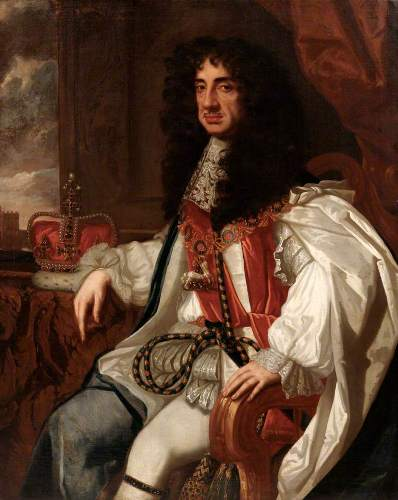 Charles II Pictures