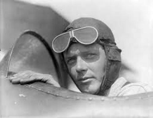 Charles Lindbergh Image