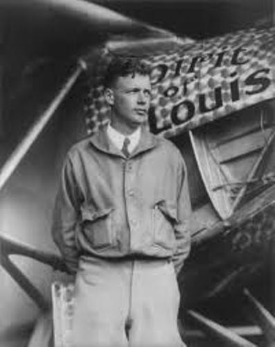 Charles Lindbergh Pic