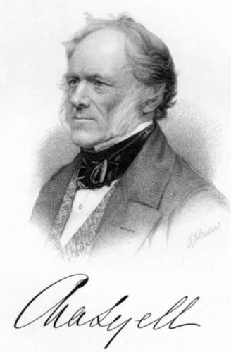 Charles Lyell Facts