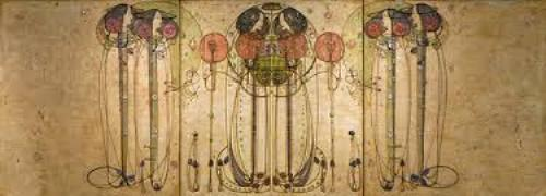 Charles Rennie Mackintosh Art