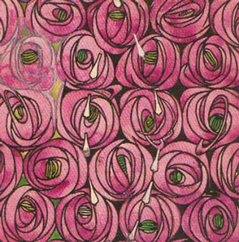 Charles Rennie Mackintosh Roses