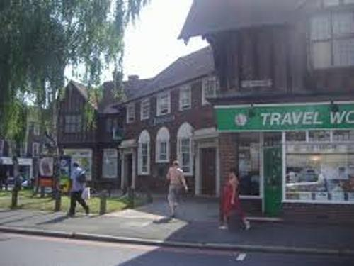 Cheam Broadway