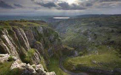 Cheddar Gorge Beauty