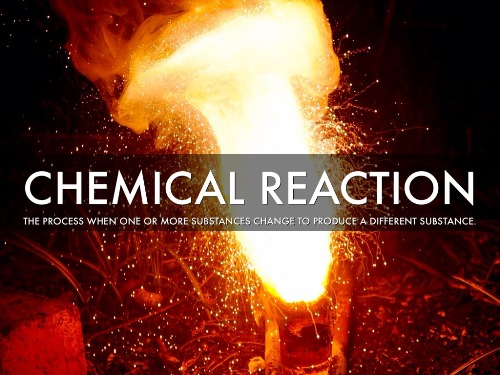 Chemical Reaction Image
