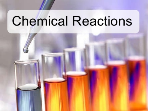 Chemical Reactions Facts