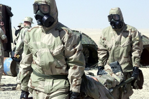 Chemical Warfare Picture