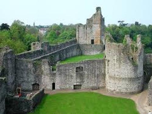 Chepstow Castle Facts