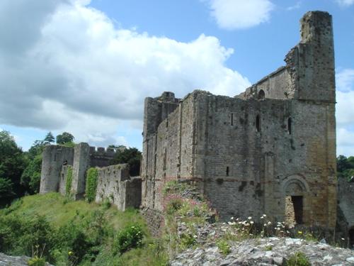 Chepstow Castle Pic