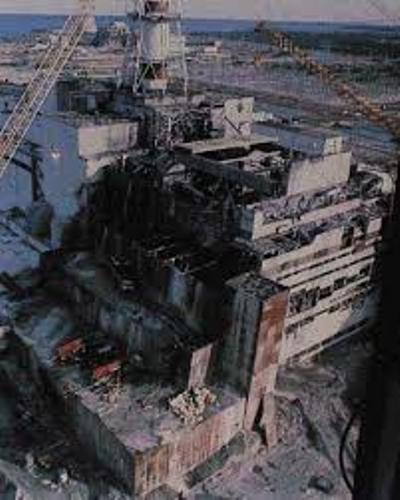Chernobyl Nuclear Disaster Image