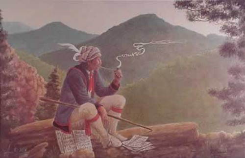 Cherokee Culture Pic