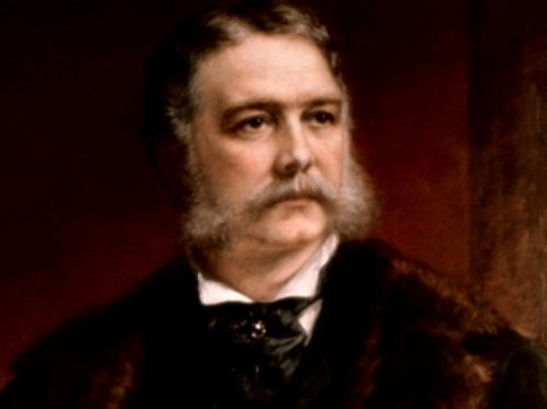 Chester A Arthur Pic