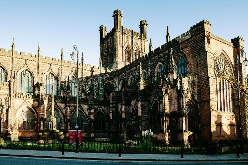 Chester Cathedral Pictures