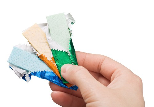 Chewing Gum Colors