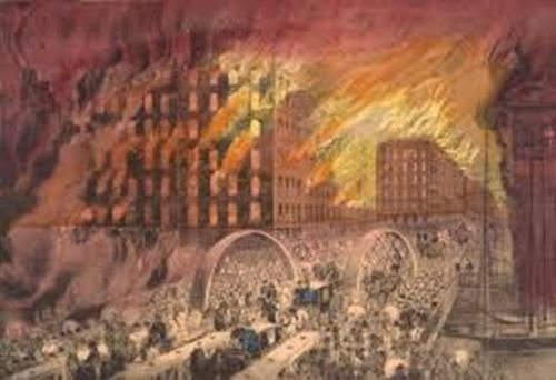 Chicago Fire Disaster
