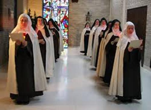 Facts about Carmelite Nuns