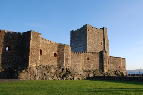 Facts about Carrickfergus Castle