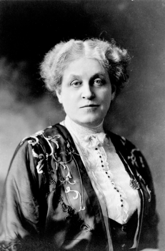 Facts about Carrie Chapman Catt