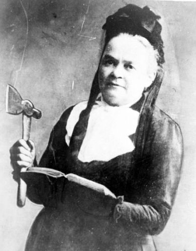 Facts about Carrie Nation