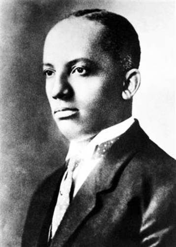 Facts about Carter G Woodson