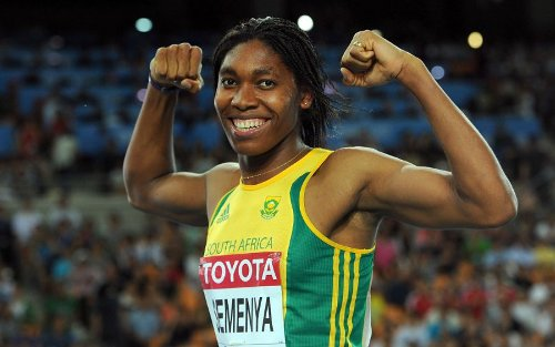 Facts about Caster Semenya