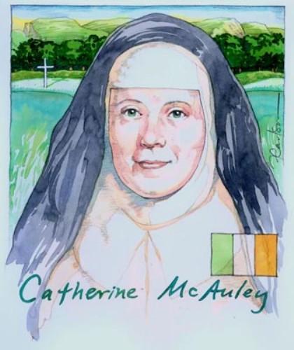 Facts about Catherine Mcauley