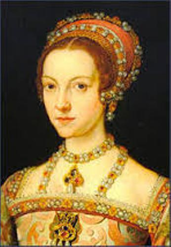Facts about Catherine Parr