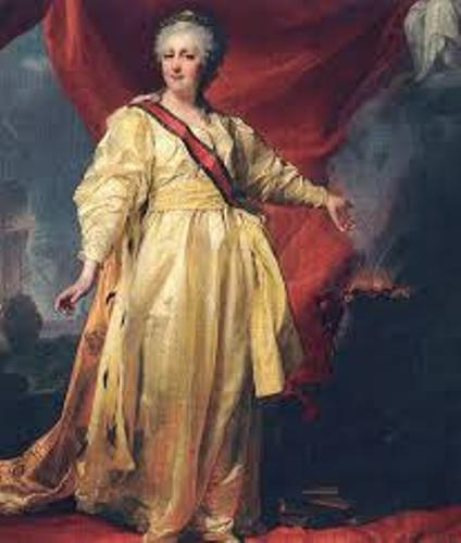 Facts about Catherine The Great