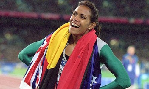 Facts about Cathy Freeman