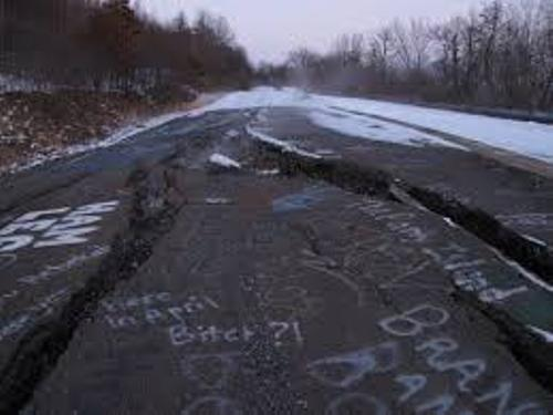 Facts about Centralia Pennsylvania