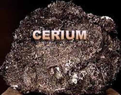 Facts about Cerium