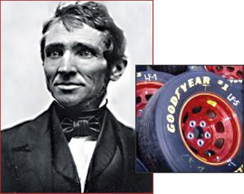 Facts about Charles Goodyear