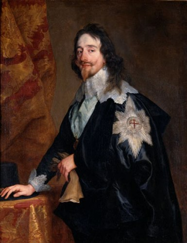 Facts about Charles I of England