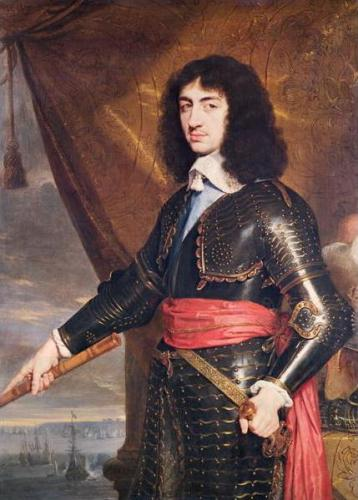 Facts about Charles II