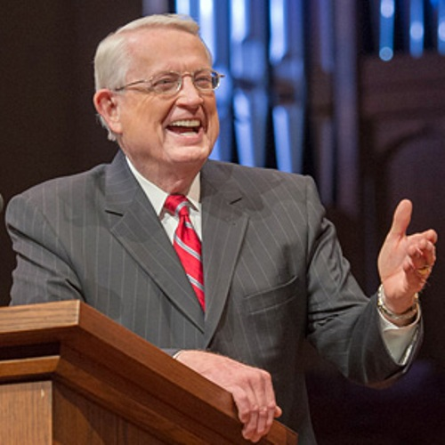 Facts about Charles Swindoll