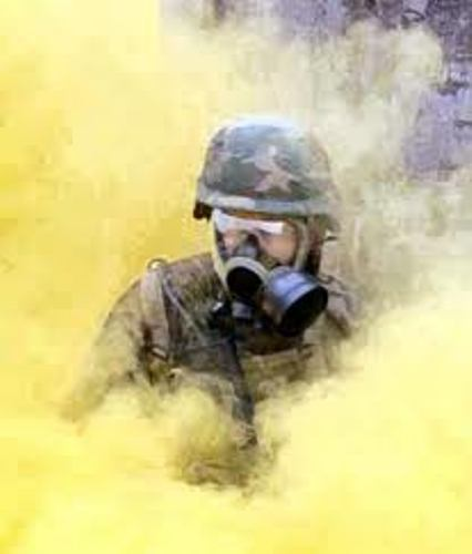 Facts about Chemical Warfare