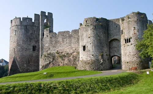 Facts about Chepstow Castle