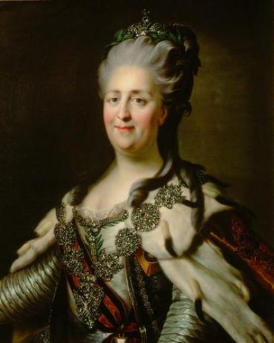 Queen Catherine The Great