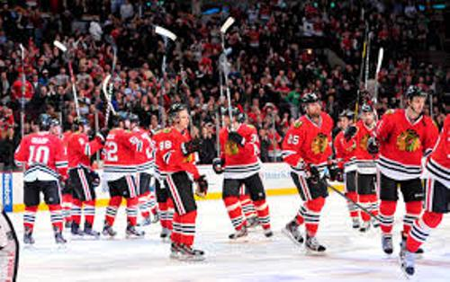 Chicago Blackhawks Players