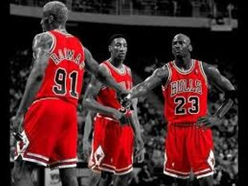 Chicago Bulls Players