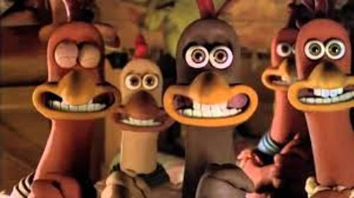 Chicken Run Characters