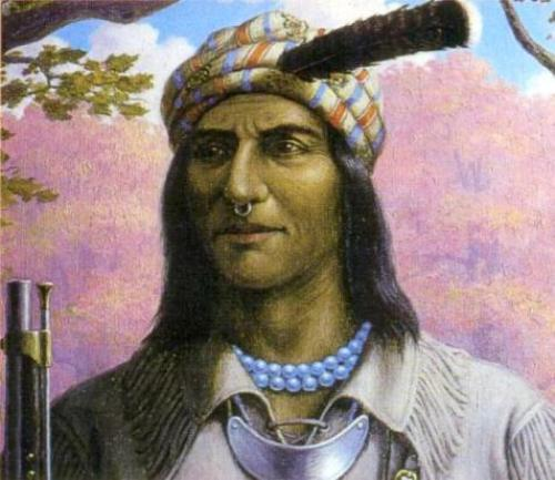 Chief Tecumseh Facts