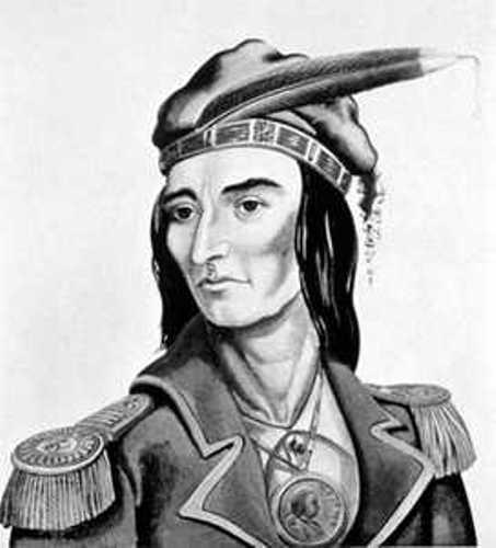 Chief Tecumseh Pictures