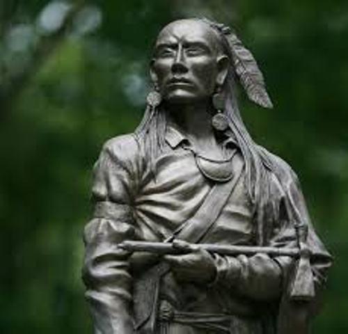 Chief Tecumseh Statue