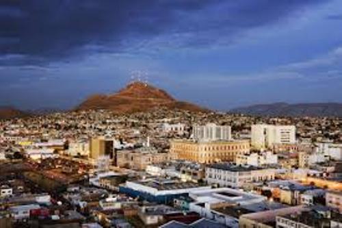 Chihuahua Mexico Skyline