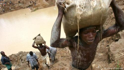 Child Labour in Africa Image