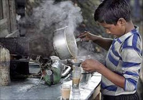 Child Labour in India Pic