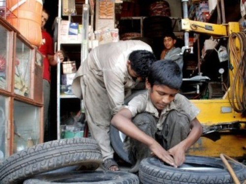 Child Labour in Pakistan Pic